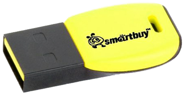 флешка USB SmartBuy Cobra 16Gb yellow