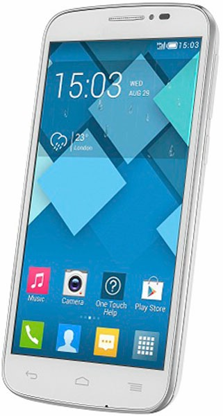 смартфон Alcatel OT7041D POP C7 pure white