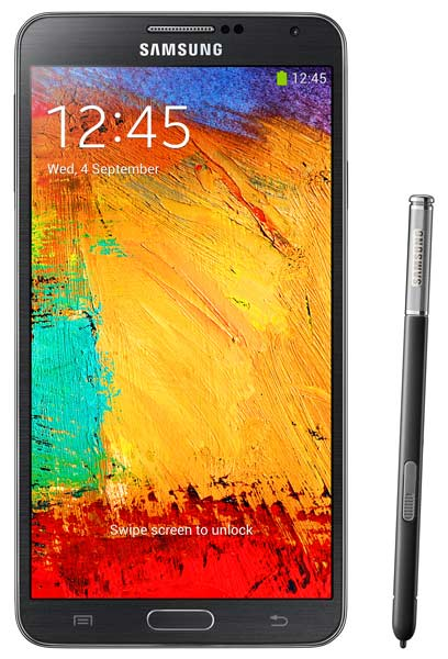 смартфон Samsung SM-N9005 (Galaxy Note III 32Gb) black