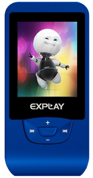 MP3 - плеер Explay C50 4Gb blue
