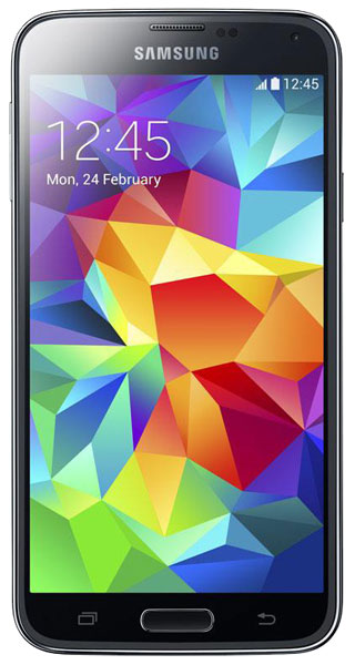 смартфон Samsung SM-G900F Galaxy S5 16Gb black