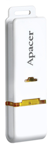 флешка USB Apacer AH223 4Gb white