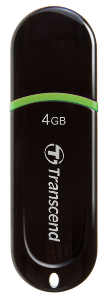 флешка USB Transcend TS4GJF300 4Gb black