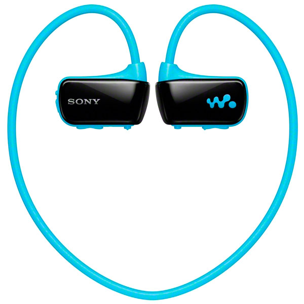 MP3 - плеер Sony NWZ-W273 4Gb blue