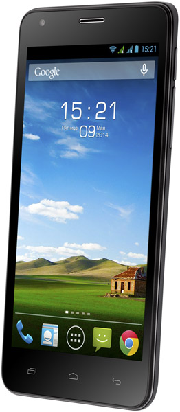 смартфон Fly IQ456 black
