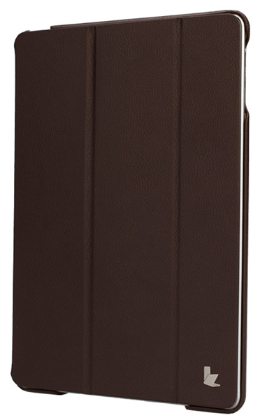 чехол JisonCase Executive iPad Air brown