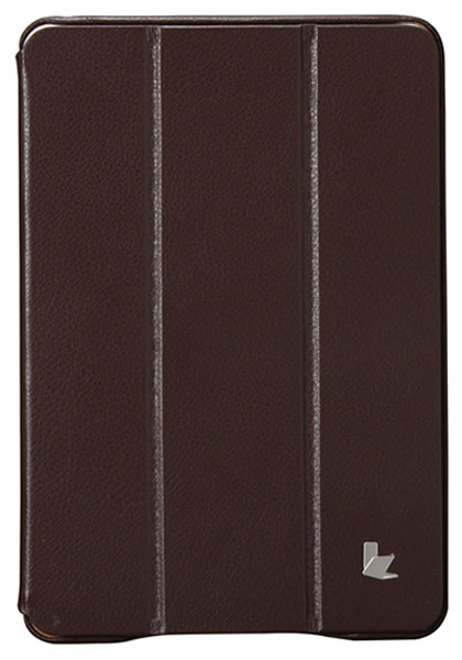 чехол JisonCase Executive iPad Mini with Retina display brown