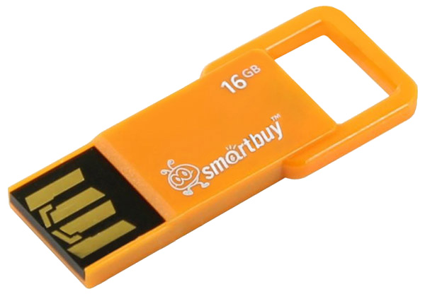 флешка USB SmartBuy BIZ 16GB orange