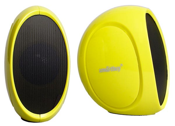 колонки SmartBuy DRIVE yellow