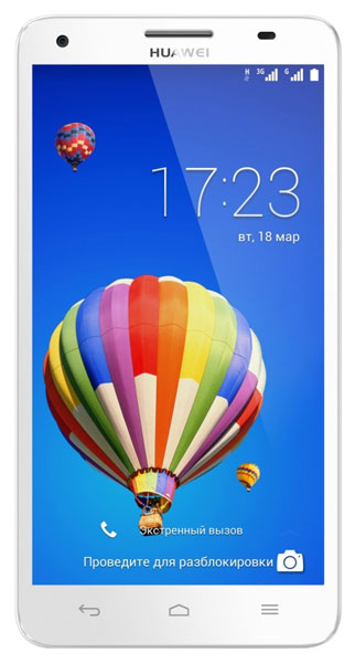 смартфон Huawei Honor 3X white