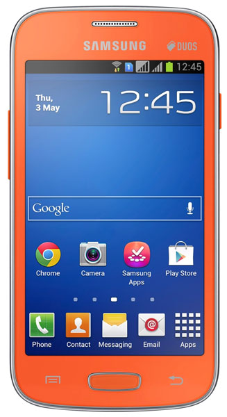 смартфон Samsung GT-S7262 (Galaxy Star Plus) orange