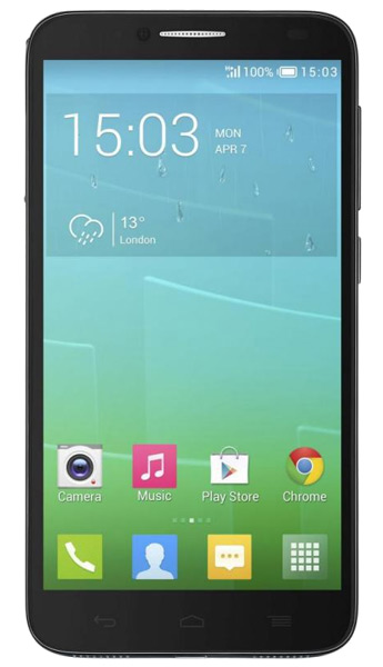 смартфон Alcatel OT6037Y IDOL2 black+slate