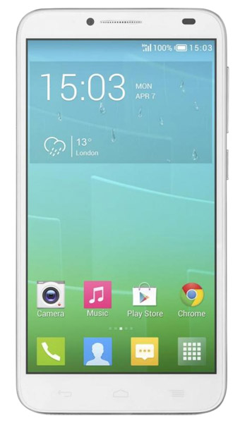 смартфон Alcatel OT6037Y IDOL2 white