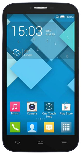 смартфон Alcatel OT7047D POP C9 slate (dark grey)