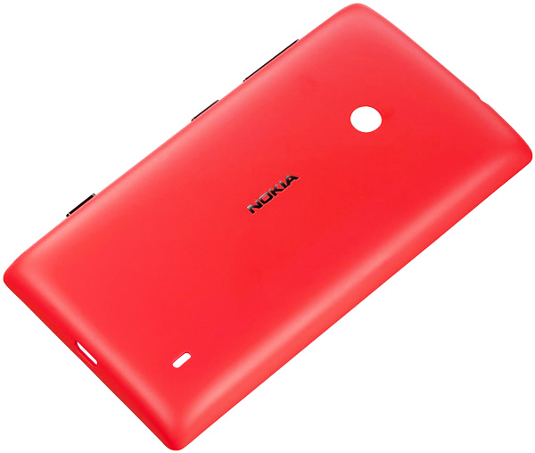 футляр Nokia CC-3068 red charme