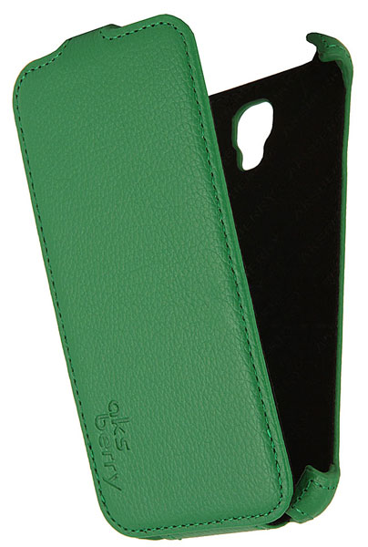 чехол Aksberry Explay Vega green