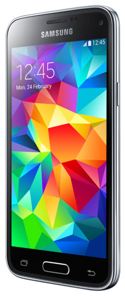 смартфон Samsung SM-G800H Galaxy S5 mini Duos black