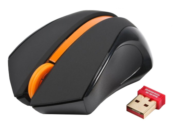 мышь A4Tech G7-310N-1 black/orange
