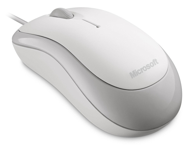 мышь Microsoft Ready Mouse white