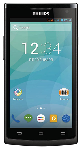 смартфон Philips S388 black