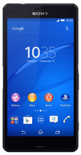 смартфон Sony D5803 Xperia Z3 Compact black