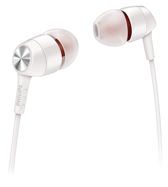 наушники Philips SHE8000 white