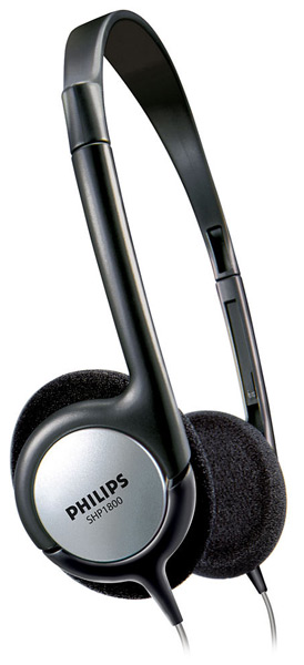 наушники Philips SHP1800