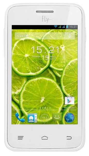 смартфон Fly IQ434 white