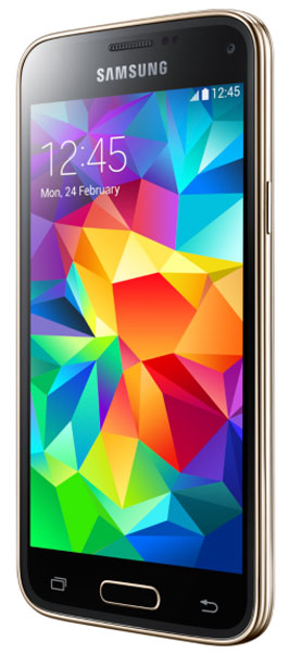 смартфон Samsung SM-G800H Galaxy S5 mini Duos gold