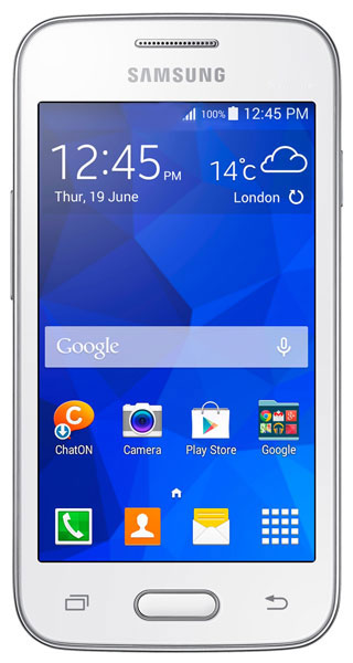 смартфон Samsung SM-G313H Galaxy Ace 4 Lite ceramic white