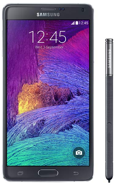 смартфон Samsung SM-N910C Galaxy Note 4 black