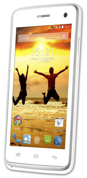 смартфон Fly IQ4490i white
