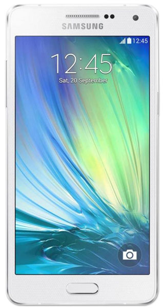 смартфон Samsung SM-A500F/DS Galaxy A5 white
