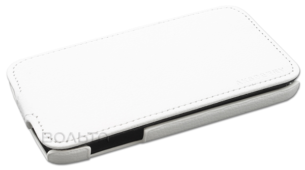 чехол Aksberry Samsung Galaxy S4 white
