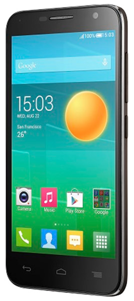 смартфон Alcatel OT6014Х IDOL 2 MINI L dark chocolate