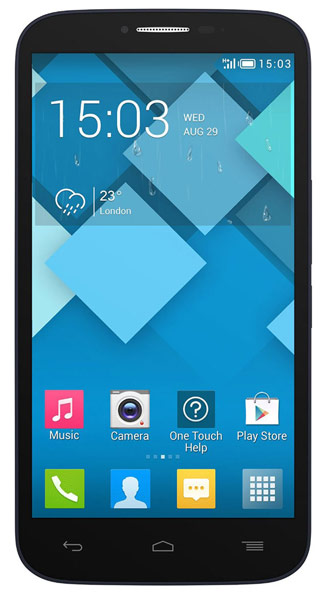 смартфон Alcatel OT7047D POP C9 bluish black