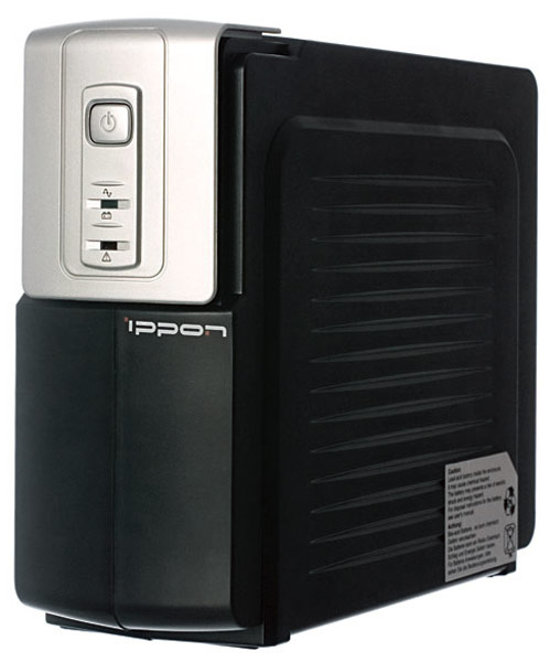 ИБП Ippon Back Office 1000 black