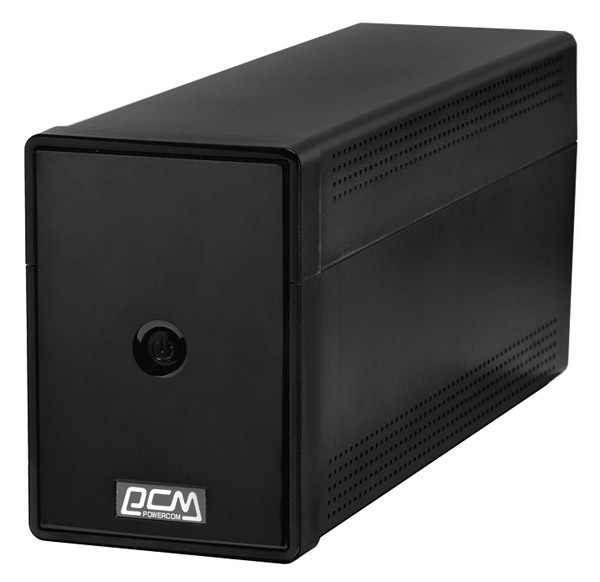 ИБП Powercom PTM-650A black