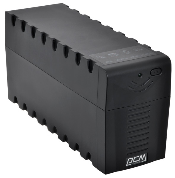 ИБП Powercom RPT-800A black