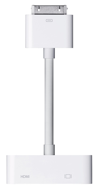переходник HDMI Apple Digital AV MD098ZM/A white