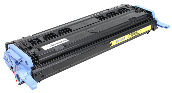 картридж HP 124A LaserJet, Yellow (Q6002A)