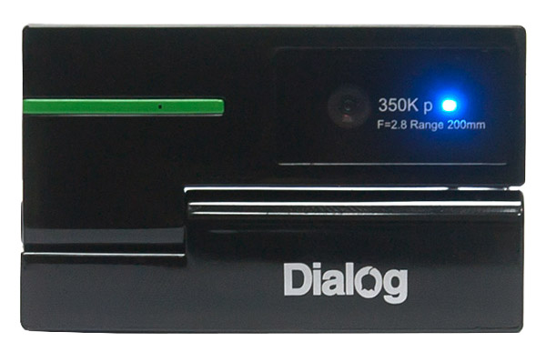 веб камера Dialog WC-50 black/green