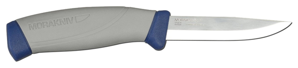 нож Morakniv Craftline HighQ Allround blue