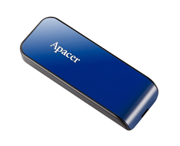 флешка USB Apacer AH334 32Gb blue