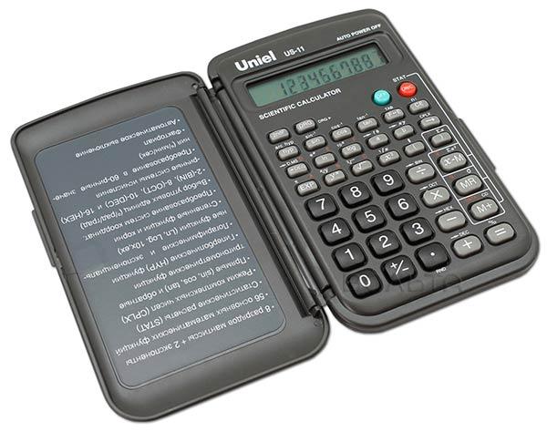 инструкция к инженерному калькулятору