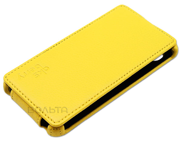 чехол Aksberry Explay Tornado yellow
