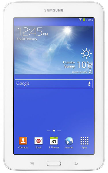 планшетный ПК Samsung SM-T113 Galaxy Tab 3 7.0 Lite 8Gb cream white
