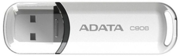 флешка USB A-DATA Classic C906 8Gb white