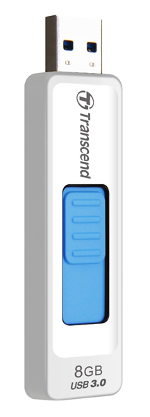 флешка USB Transcend TS8GJF770 8Gb white