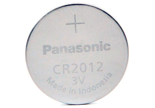 батарейка Panasonic CR2012-5BL